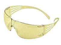 Очки защитные открытые 3M Securefit (Янтарная линза)