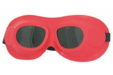 Очки защитные закрытые ЗН18 DRIVER RIKO (6) (Светофильтр 6 для защиты от УФ и ИК-излучений газосварщикам)