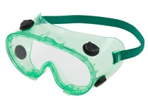 Очки защитные закрытые ЗН-1 STARTUL (непрямая вентиляция, картонный подвес)