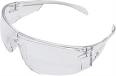 Очки защитные открытые, прозрачные, боковая защита,  AS/AF покрытие KERN