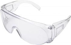 Очки защитные открытые, прозрачные, вентилируемые дужки KERN