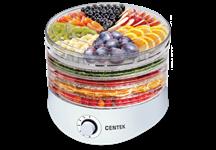 Сушилка для овощей CT-1657 CENTEK (350 Вт; 5 лотков; регулировка температуры)