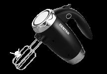 Миксер Centek CT-1115 (350Вт, 6 скоростей+турбо, взбивание/замешивание)