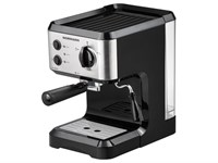 Кофеварка ACM-425 NORMANN (эспрессо; 15 бар; 1,1кВт; 1,2л; капучинатор)