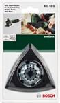 Шлифподошва для многофункционального инструмента BOSCH AVZ 93 G (для нового поколения GOP/PMF c системой Starlock)