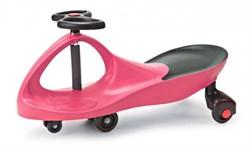 Машинка детская розовая «БИБИКАР»