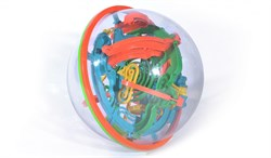 Игрушка-головоломка детская «ШАР-ЛАБИРИНТ» BRADEX