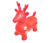 Игрушка детская, в форме олененка «ПОПРЫГУНЧИК»  BRADEX