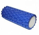 Валик для фитнеса «ТУБА» синий, BRADEX