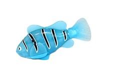Рыбка-робот «FUNNY FISH» голубая