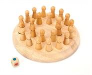 Шахматы детские для тренировки памяти «МНЕМОНИКИ» BRADEX