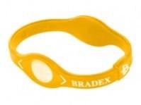 Браслет «ЭНЕРГИЯ ЖИЗНИ» жёлтый BRADEX