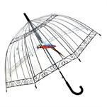 Зонт-трость «ПТАШКА В КЛЕТКЕ» - Bradex