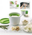Аппарат для приготовления домашнего творога и сыра «НЕЖНОЕ ЛАКОМСТВО», BRADEX