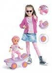 Кукла-скейтбордистка «МОЛЛИ»