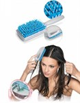 Щетка для сушки волос с микрофиброй BRADEX