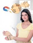 Перчатки утягивающие с магнитами 1 пара BRADEX