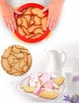 Форма для вырезания печенья «ЗООПАРК», диам. 25 см