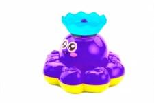 Игрушка детская для ванны «ФОНТАН-ОСЬМИНОЖКА» фиолетовый