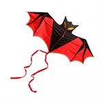 Воздушный змей «ЛЕТУЧАЯ МЫШЬ» красный