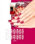 Арт-пленка для дизайна ногтей «ИЗМОРОЗЬ» BRADEX
