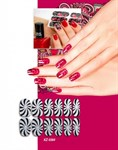 Арт-пленка для дизайна ногтей «ГИПНОЗ» BRADEX