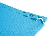 Коврик для фитнеса секционный, 60х60х0,8 см - 6 шт, BRADEX