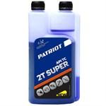 Масло полусинтетическое PATRIOT SUPER ACTIVE 2T c дозатором