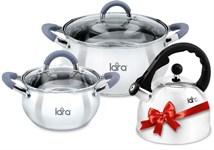 Набор посуды LR02-103 Bell