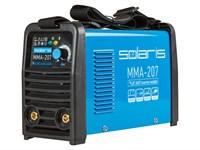Инвертор сварочный SOLARIS MMA-207 (230В; 20-200 А; 65В; электроды диам. 1.6-4.0 мм)