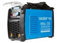 Инвертор сварочный SOLARIS MMA-208 (230В; 20-200 А; 65В; электроды диам. 1.6-4.0 мм)