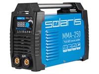 Инвертор сварочный SOLARIS MMA-250 (230В, 20-250 А; 67В; электроды диам. 1.6-5.0 мм)