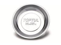 Тарелка магнитная круглая d150 мм TOPTUL
