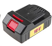 Аккумулятор WORTEX BL 1518 G 18.0 В, 1.5 А/ч, Li-Ion