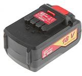 Аккумулятор WORTEX BL 1830 18.0 В, 3.0 А/ч, Li-Ion