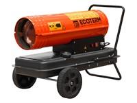Нагреватель дизельный переносной Ecoterm DHD-201 W (прямой нагрев) до 983 м3