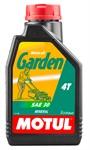 Масло для 4-х тактных двигателей MOTUL GARDEN 4T SAE 30 (1 л)