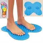 Коврик массажный рефлексологический для ног «РЕЛАКС МИ» синий BRADEX