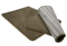 Коврик микрофибра «НИ СЛЕДА» ЛЮКС коричневый 60х80 см BRADEX