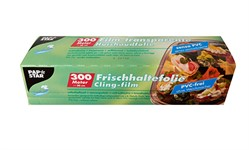 Плёнка для упаковки пищевых продуктов, 300м х 30см