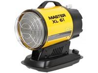 Нагреватель дизельный переносной  Master XL 61 (инфракрасный) 835 м3