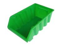 Лоток для метизов зеленый