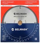 Диск пильный BELMASH 280x32(30)x72T 3,2/2,2
