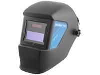 Щиток сварщика с самозатемняющимся светофильтром Solaris ASF435S (1/1/1/2; 92х36 мм; DIN 4/9-13 (регул); шлифовка)