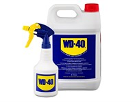 Смазочно-очистительная смесь WD-40 5 литров