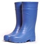 Сапоги женскик из ЭВА Nordman Light  (ЭВА, синие, высота 38 см) (все размеры 36-40)