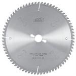 Пила дисковая по пластику PILANA 250x30x80 2.5/3.2 TFZ N