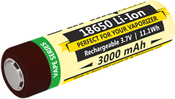 Аккумулятор Armytek 18650 Li-Ion 3000mAh