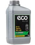 Масло моторное 2-х тактное ECO 1 л (JASO FC, API TC, ISO-L-EGC;)