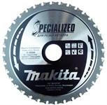 Пильный диск для металла,185x30x1.5 мм x36T, Makita